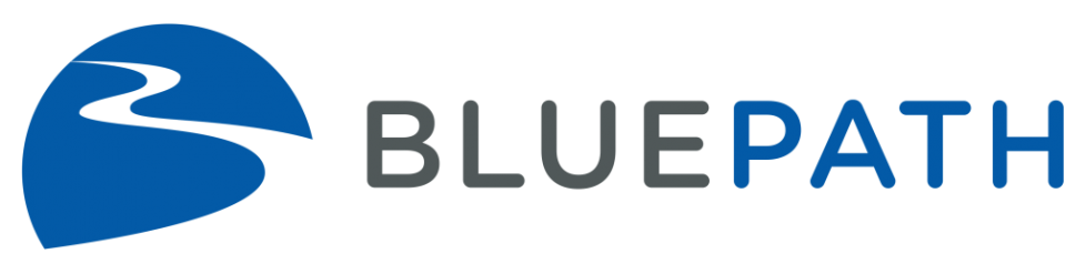 BluePath Data Strategy Consulting logo flat color